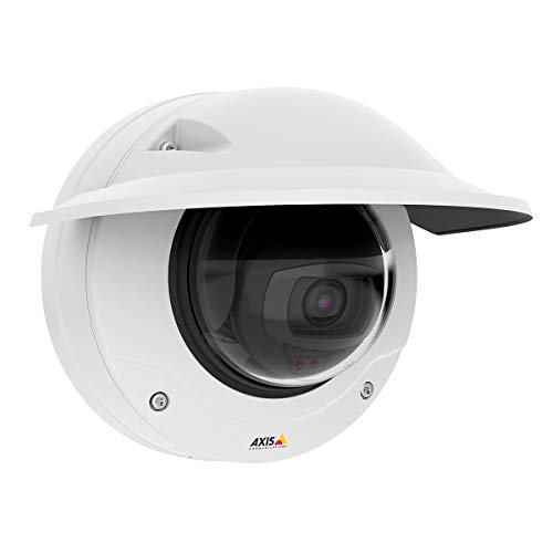 Axis Q3515-LVE IP security camera Outdoor Dome White