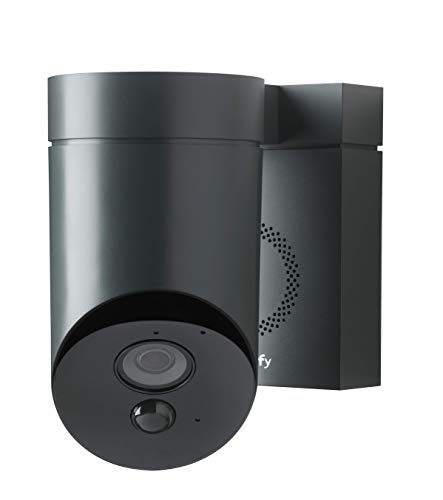 Somfy 2401563 - Outdoor camera Gris Somfy protect , cámara de...