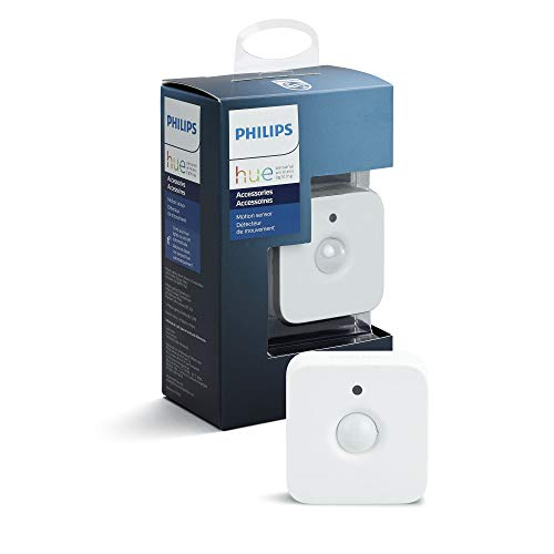 Philips Hue Hue Sensor de Movimiento, Enciende las Luces con...