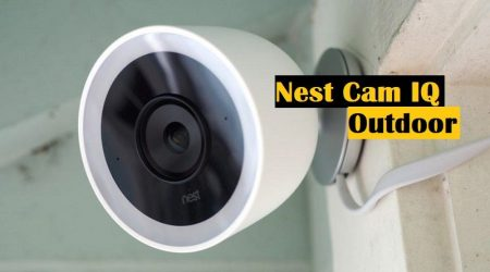 Nest Cam IQ Outdoor de Google