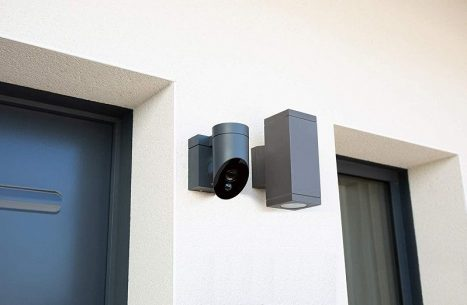 camara somfy protect outdoor