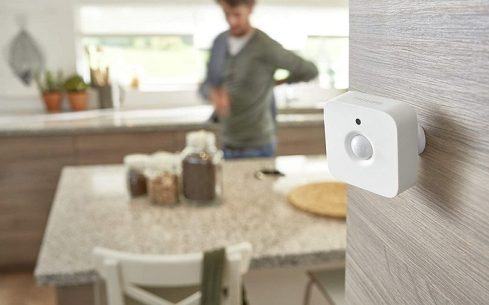 sensor de movimiento philips hue